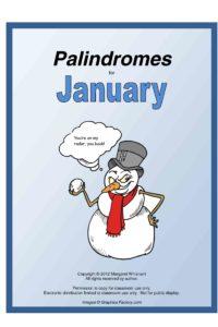 PalindromesforJanuaryC1