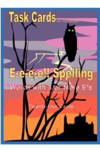 Eee!SpellingC1