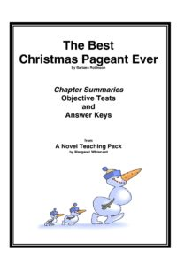 christmasotcover1 best christmas pageant ever the summaries - The Best Christmas Pageant Ever Summary